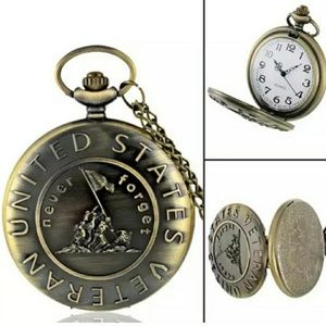 Other - US Veterens pocket watch